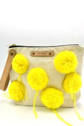 pochette-pompon-jaune